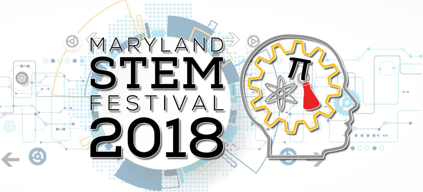 MD STEM Festival logo