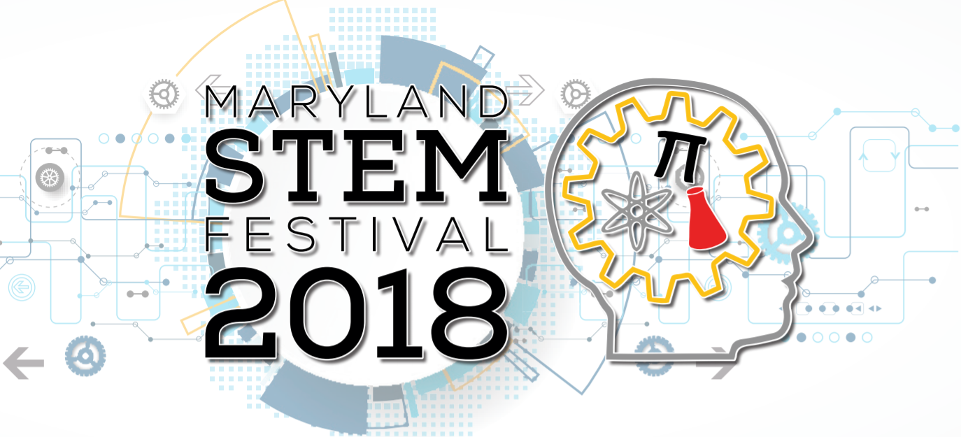 MD STEM Festival logo