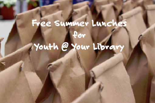 free lunches for youth graphic