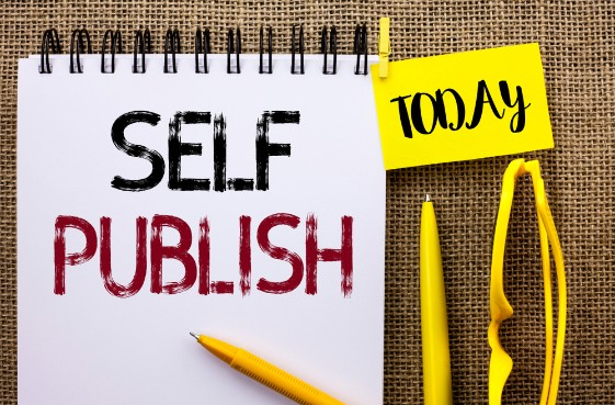 Self Publish graphic