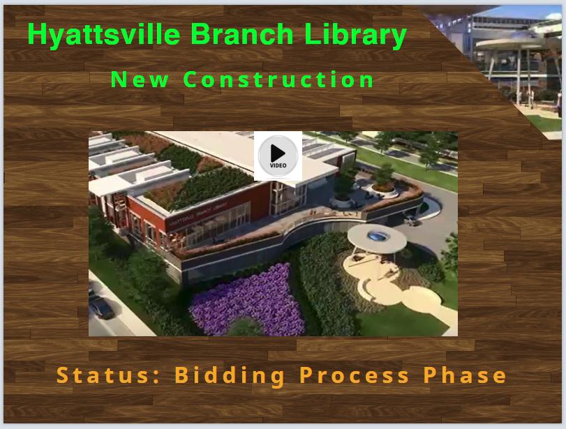 Hyattsville Branch design video