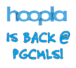 hoopla is back at PGCMLS