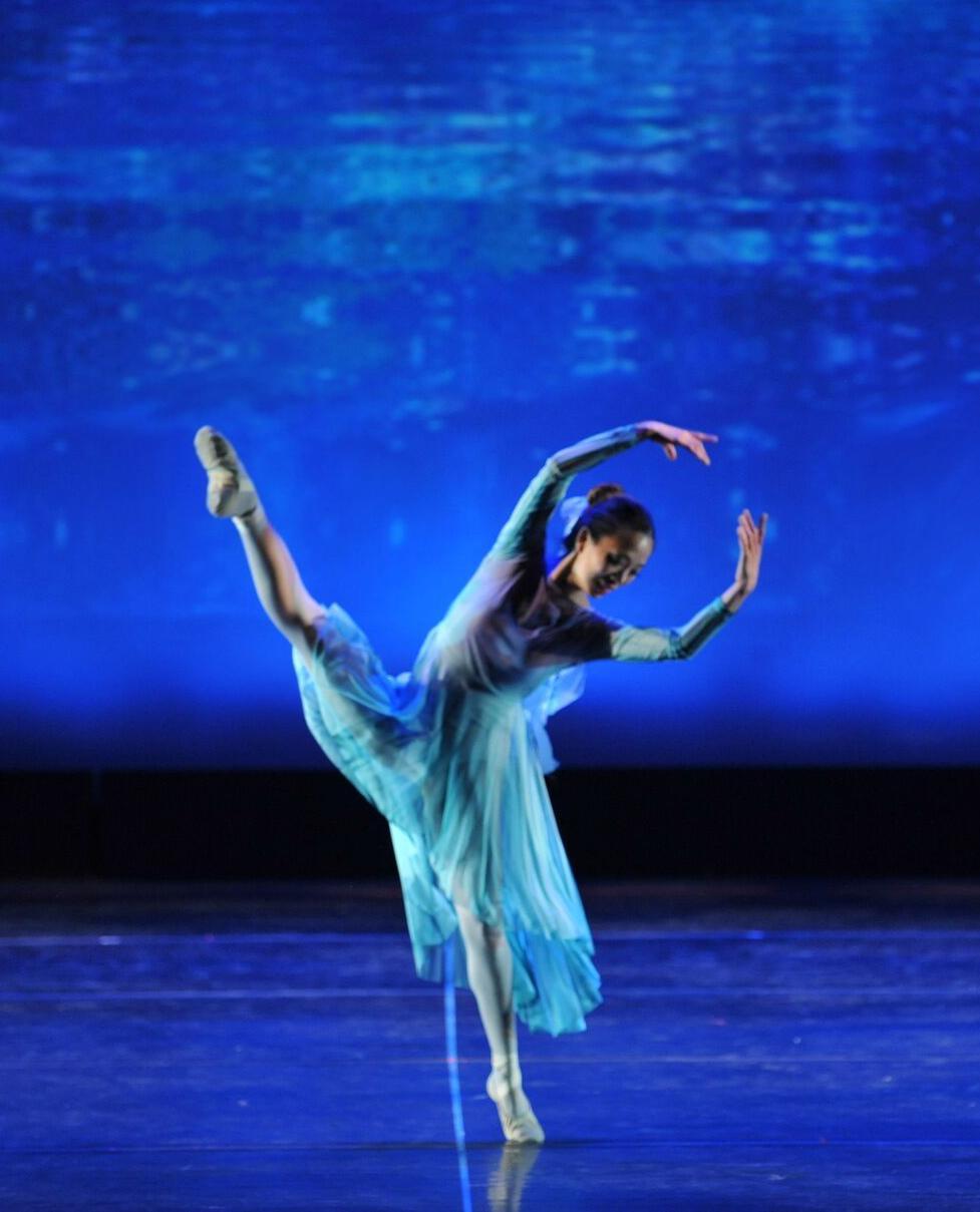 The Ballet Academy photo of a ballerina