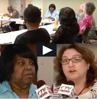 Accokeek Branch Writers Group CTV Coverage Video