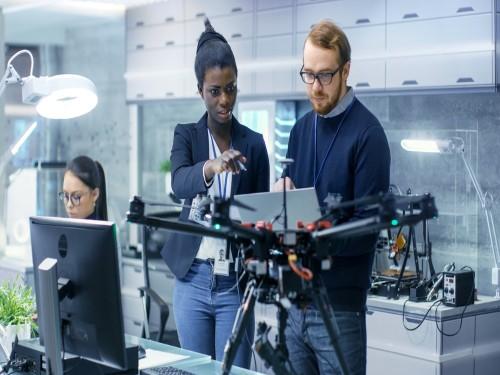 STEM-tastic Drone Basics