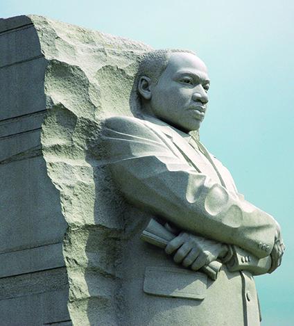 Dr. Martin Luther King, Jr. Memorial - DC