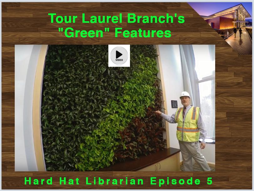 Hard Hat Librarian Episode 5