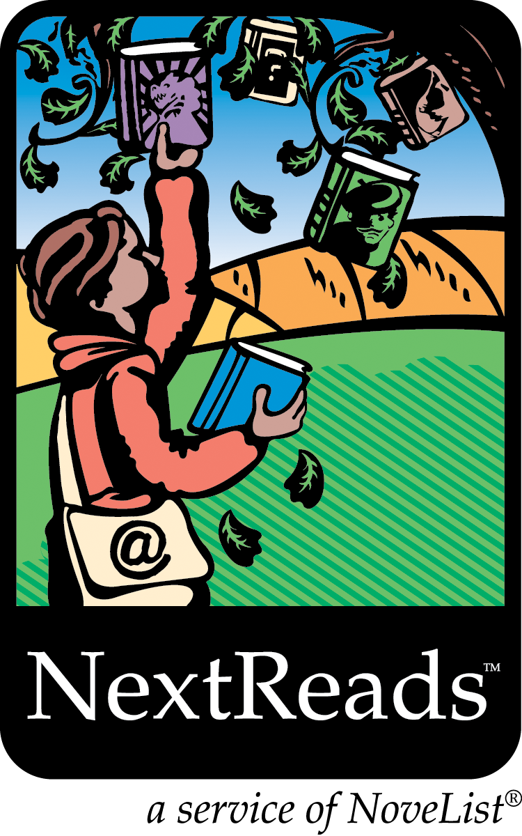 NextReads graphics
