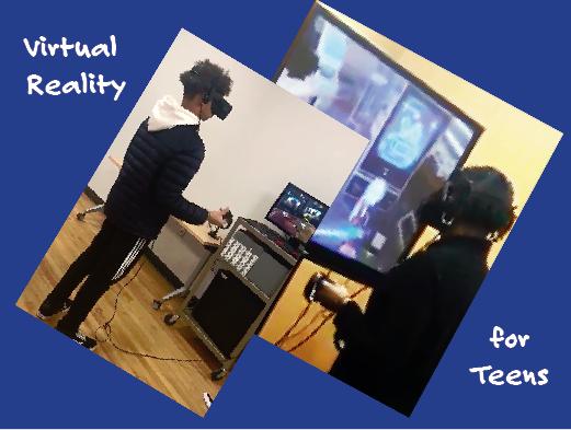 Virtual Reality graphic