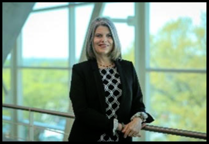 Appointed New CEO's photo: Roberta Phillips.