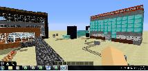Minecraft graphic