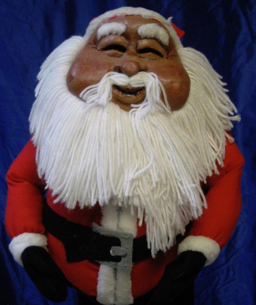 Blue Sky Puppet's Santa's Workshop graphic