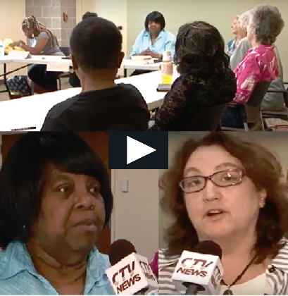 Accokeek Branch Writers Group CTV Coverage Video